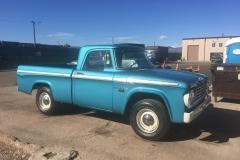 1966 Dodge D100 5.7 Hemi